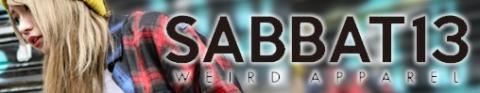 SABBAT13新作入荷!