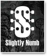 SLIGHTLY NUMB